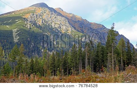 High Tatras Mountains, Slovakia