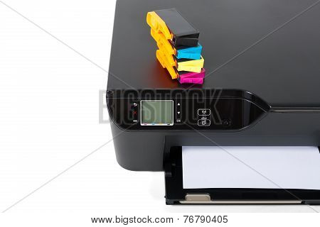 Printer, Scanner, Copier