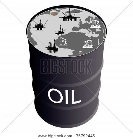 Extraction of petroleum products-1