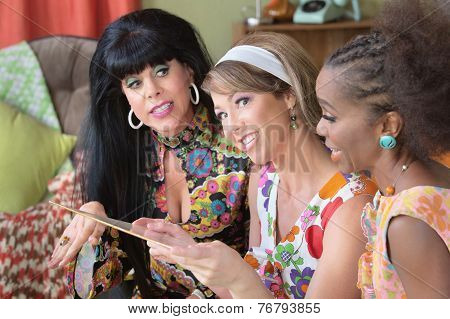 Ladies Admiring Lp Record