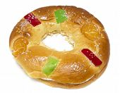 foto of epiphany  - A Typical spanish seasonal pastry  - JPG