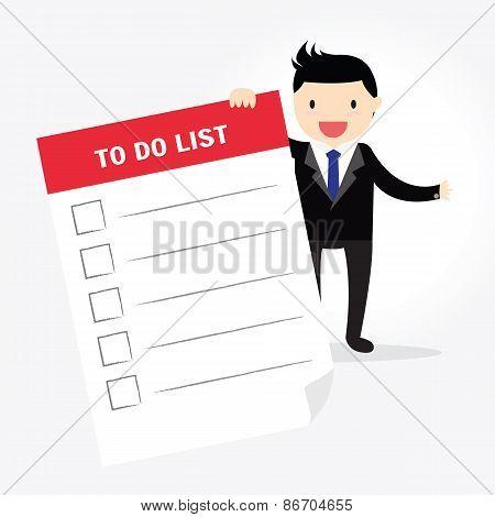 Check List Concept