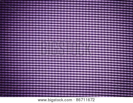 Violet Textille Texture As Background