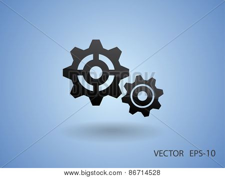 Gears icon
