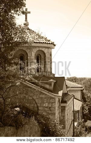 Saint Petka's Church. Kalemegdan