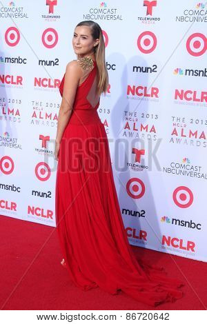 LOS ANGELES - SEP 27:  Alexa Vega at the 2013 ALMA Awards - Arrivals at Pasadena Civic Auditorium on September 27, 2013 in Pasadena, CA