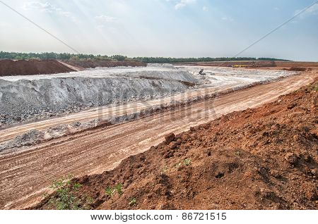 Clay Mining