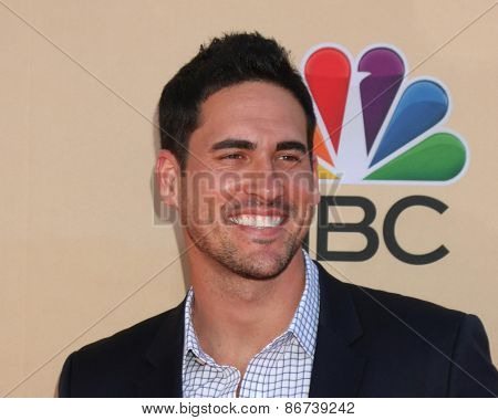 LOS ANGELES - MAR 29:  Josh Murray at the 2015 iHeartRadio Music Awards at the Shrine Auditorium on March 29, 2015 in Los Angeles, CA