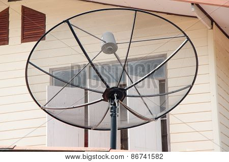 Antenna Satellite Dish