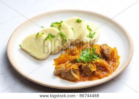 Szeged goulash