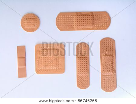 Colection Of Bandages