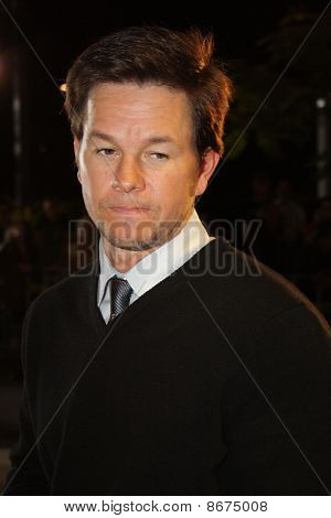 Mark Wahlberg- The Other Guys Premiere