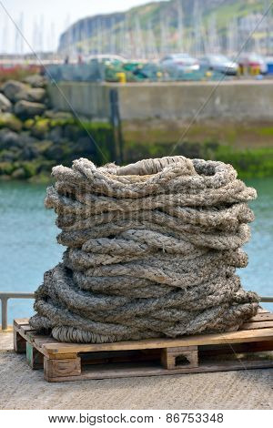Old Hawser Rope