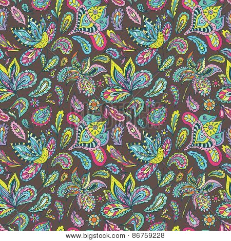 Summer Indiam Pattern