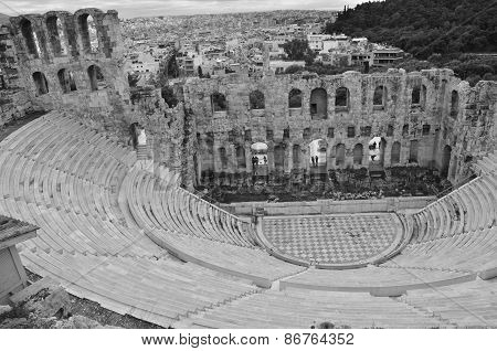 Theatre in Athens