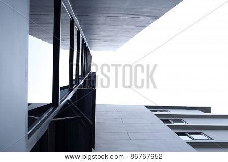 The structure of condominium graphic line