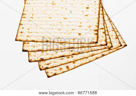 Matzoh, jewish passover bread
