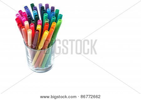 splash of color markers