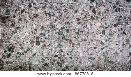 Dark Marble Granite Stone Of Background