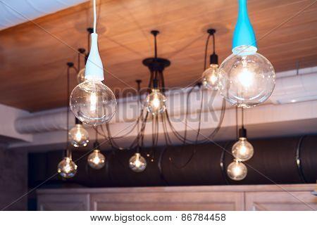 Celing Design Lamps