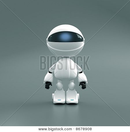 Cute Robot Toy