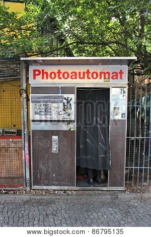 Berlin Photo Booth