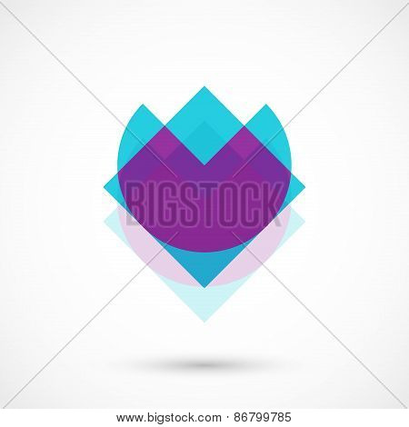 Abstract Figure Vector