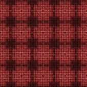 pic of marsala  - Abstract marsala checky knitted texture made seamless - JPG