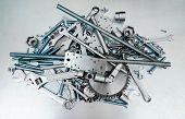 foto of tool  - Metal tools - JPG