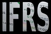 picture of financial audit  - IFRS is International Financial Reporting Standards - JPG