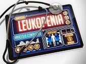 foto of leukocyte  - Leukopenia  - JPG