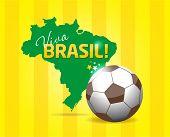 picture of brazilian carnival  - Brazil background of sport - JPG