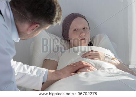 Terminally Ill Girl