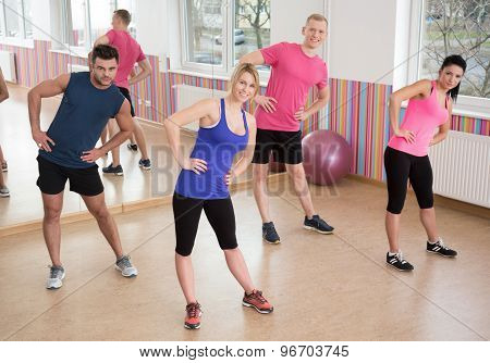 Young People Training Together