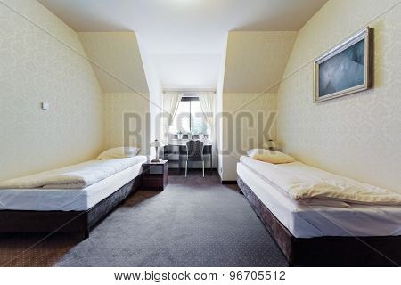 Business Hotel Room