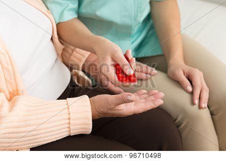 Nurse Dosing Medicines