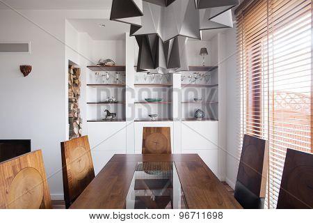 Luxury Interior Of Living Room