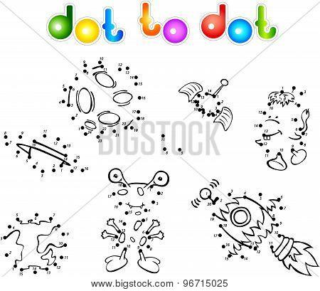 Spase Set 1 Dot To Dot