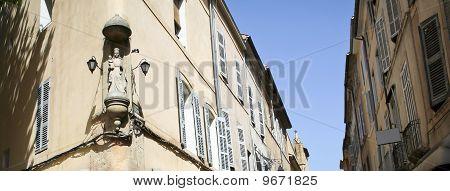 Aix En Provence City Street France