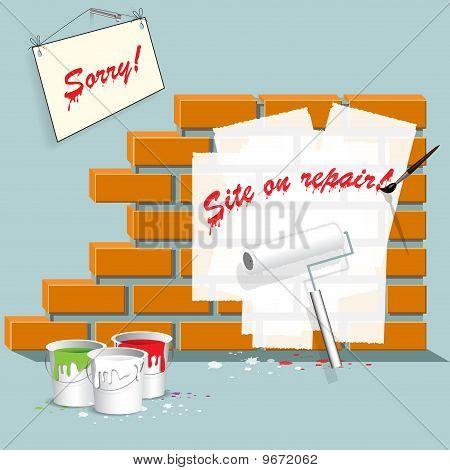 site sobre reparação