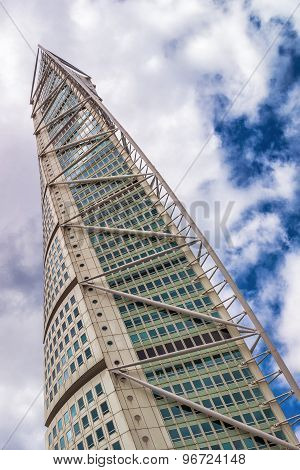 Malmo Turning Torso, Distinctive City Landmark