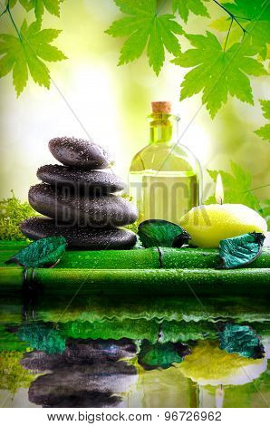 Alternative Treatments Of Natural Essences Vertical Composition