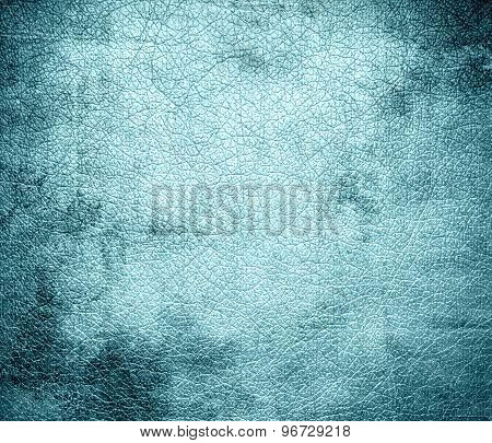 Grunge background of diamond color leather texture