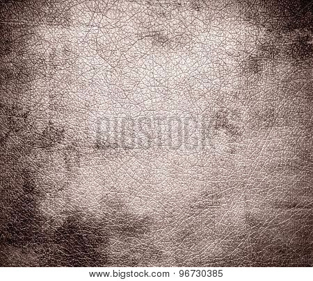 Grunge background of dust storm leather texture