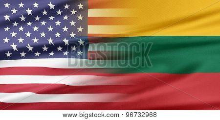 USA and Lithuania