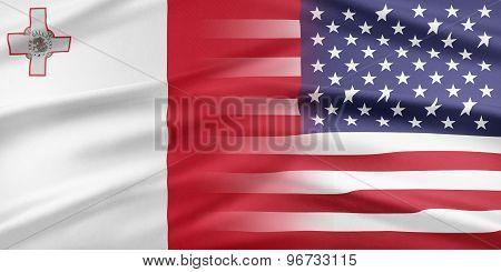 USA and Malta