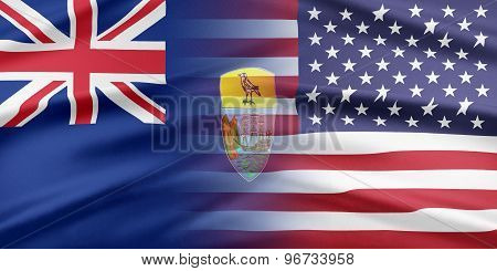 USA and Saint Helena