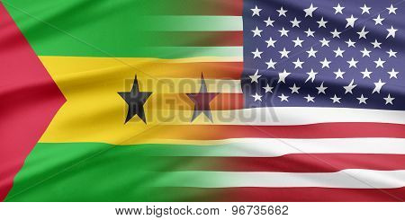 USA and Sao Tome