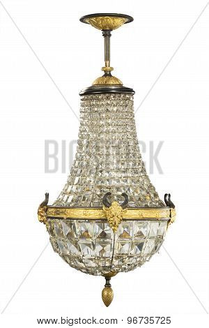 Chandelier Crystal Glass