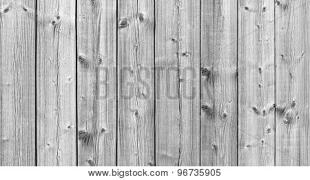 Old White Wooden Wall, Detailed Background Photo